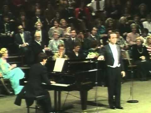Jose Carreras  L'ultima canzone  F  Paolo Tosti