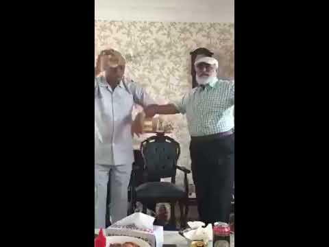 3 Old Man Dance Party  With Punjabi Picha Ni Chad De Daru