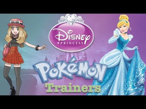 The Disney Princesses as Pokemon Trainers Mp3