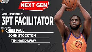 Фото BEST 3PT FACILITATOR (PG) BUILD ON NBA 2K21