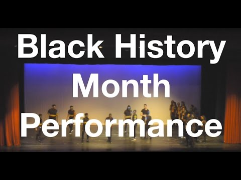 Westerville South Presents: Black History Month Play