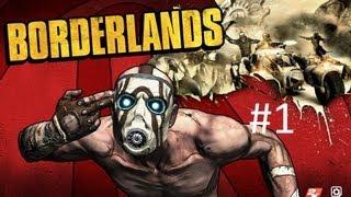 Vamos Jogar: Borderlands (#1) - Começo