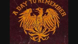 Fast Forward to 2012 by A Day to Remember