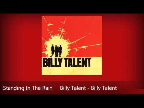 Billy Talent - Standing In The Rain - Billy Talent (08) (HD|Lyrics in description)