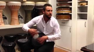ERDEM DALKIRAN & Emin Percussion 2016 New model Darbouka