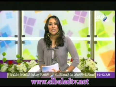 برنامج صباح البلد حلقة اليوم السبت 1-6-2013 من تقديم مايسة ماهر