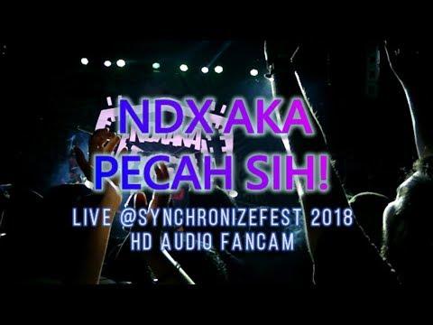 (HD audio) NDX AKA Live @ Synchronize Festival 2018 (HD audio Fancam)    #ngevlogfi ZOOM Q4N