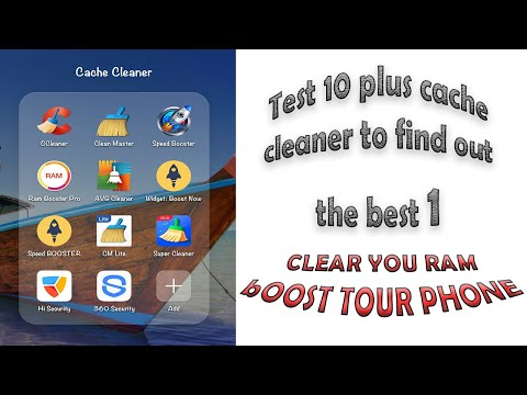 Best Android Cache Cleaner 2019 | Test 10+ Apps And Find Out The Best One