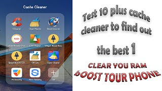 best android cache cleaner 2020 | Test 10+ apps and find out the best one