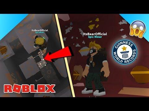 Roblox Mining Simulator HACK: