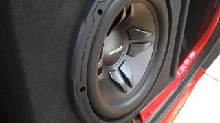 Focal auditor rip 300s db Bass i love you song