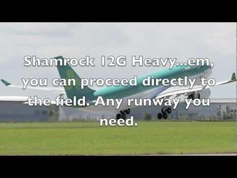 Видео Flight simulator controls for helicopter