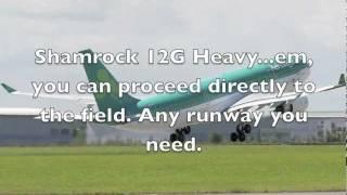 Aer Lingus Emergency Orlando (Mayday)