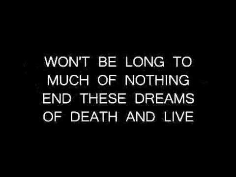 MUSHROOMHEAD - I'LL BE HERE (LYRICS)