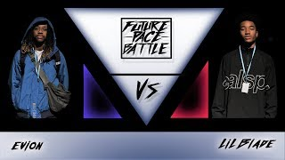 Evion vs Lil Blade | Półfinał 1vs1 u20 | Future Pace Battle 2019