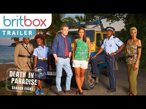 Death In Paradise   Official Trailer