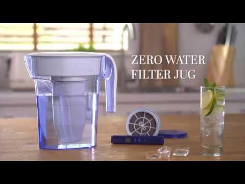 ZeroWater 5-Stage Water Filter Jug