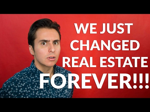 We Just Changed Real Estate FOREVER! 🔥🔥🔥
