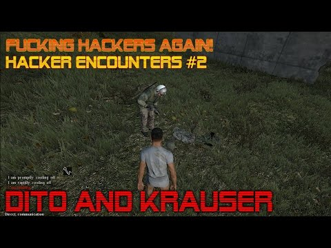 THE WORST TYPE OF HACKER YOU CAN MEET! | A DayZ Standalone Hacker Encounter #2