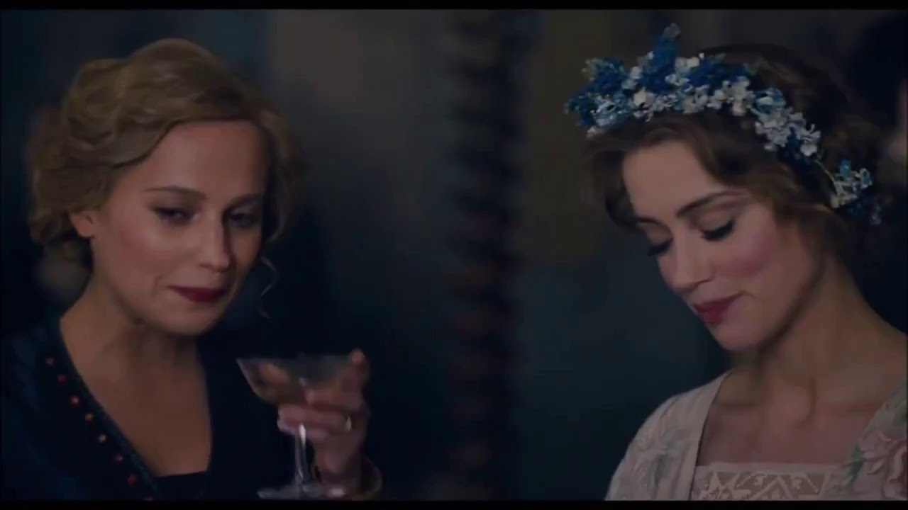 Image result for oola paulson the danish girl