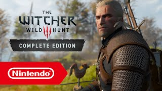 The Witcher 3: Wild Hunt – Complete Edition – E3 2019 Trailer (Nintendo Switch)