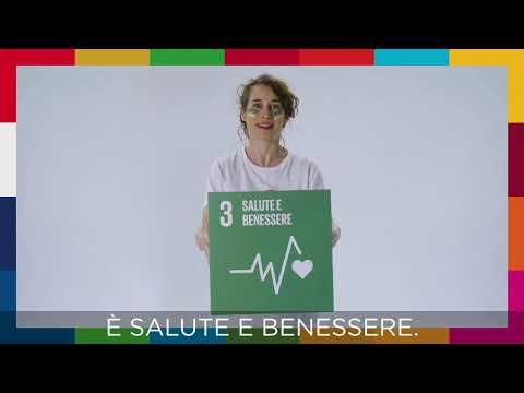 Goal 3 Assicurare La Salute E Il Benessere Per Tutti E Per Tutte Le Eta Youtube