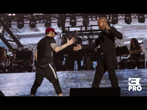 """Eminem Ft. Dr. Dre - Still D.R.E., Nuthin' But A """"G"""" Thang, Forgot About Dre, California Love (W2!)"""
