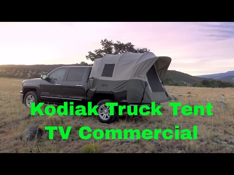 TV Commercial - Kodiak Canvas Truck Tent 7206 And 7218