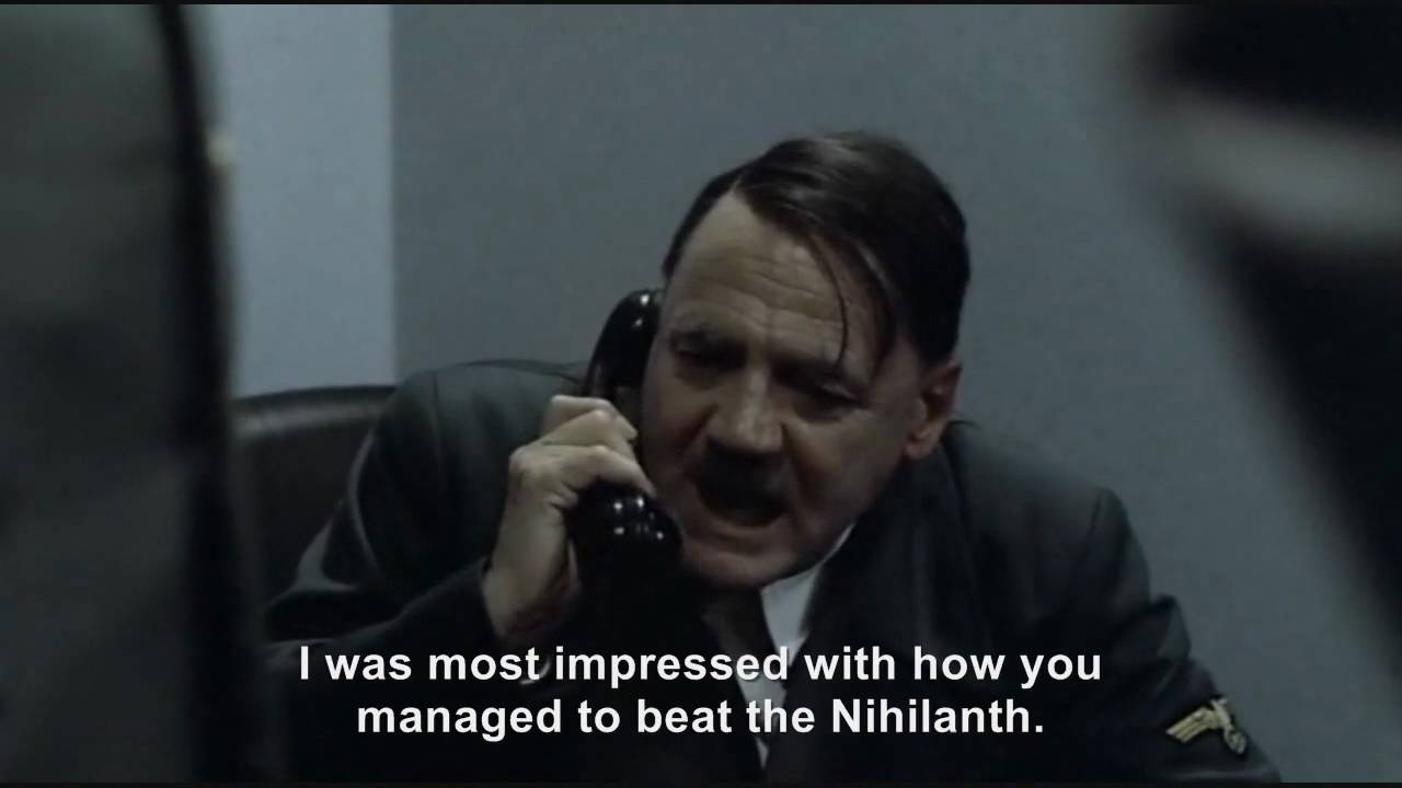 Hitler phones Gordon Freeman