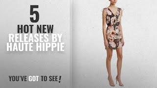 Hot New Haute Hippie Women Clothing [2018]: Haute Hippie Womens Follow Me Shift Dress, XS, Pink