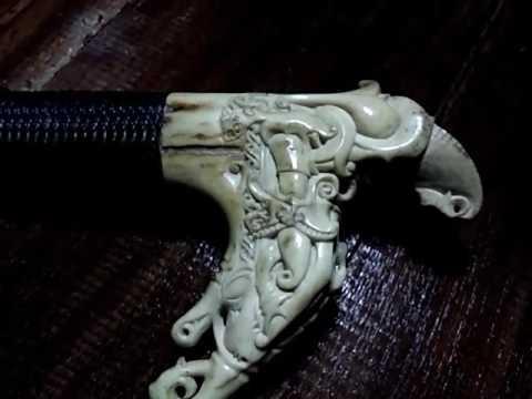 Mandau handmade