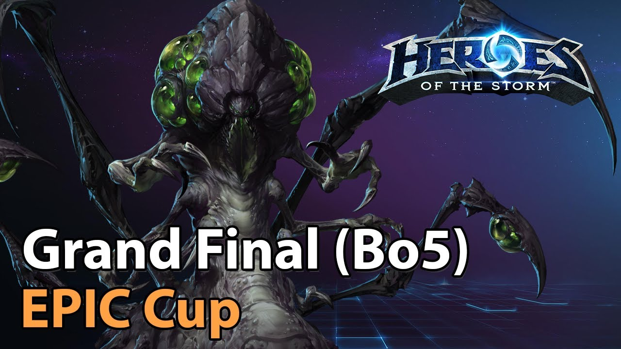 ► EPIC Cup - Grand Final - Heroes Lounge - Heroes of the Storm Esports