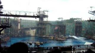 Waterworld at Universal Studios, Singapore: Chinese New Year, 3rd Feb 2011 - Part 7 Thumbnail