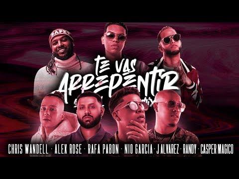 Te Vas a Arrepentir (REMIX) Ft. J Alvarez, Casper Magico, Randy, Alex Rose, Nio Garcia & Rafa Pabon