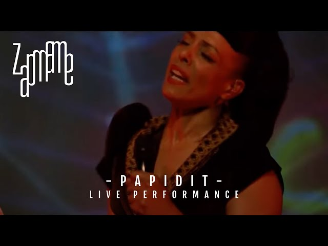 Zap Mama Live 2014  Papidit