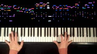 Joplin, Heliotrope Bouquet, ragtime piano solo