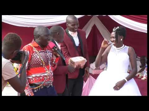 OLCHORE THE BEST KALENJIN WEDDING MC