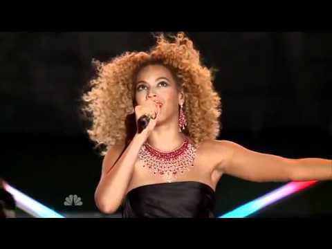 Beyonce - God Bless The USA - Macys 4th of July 2011 Beyoncedayz