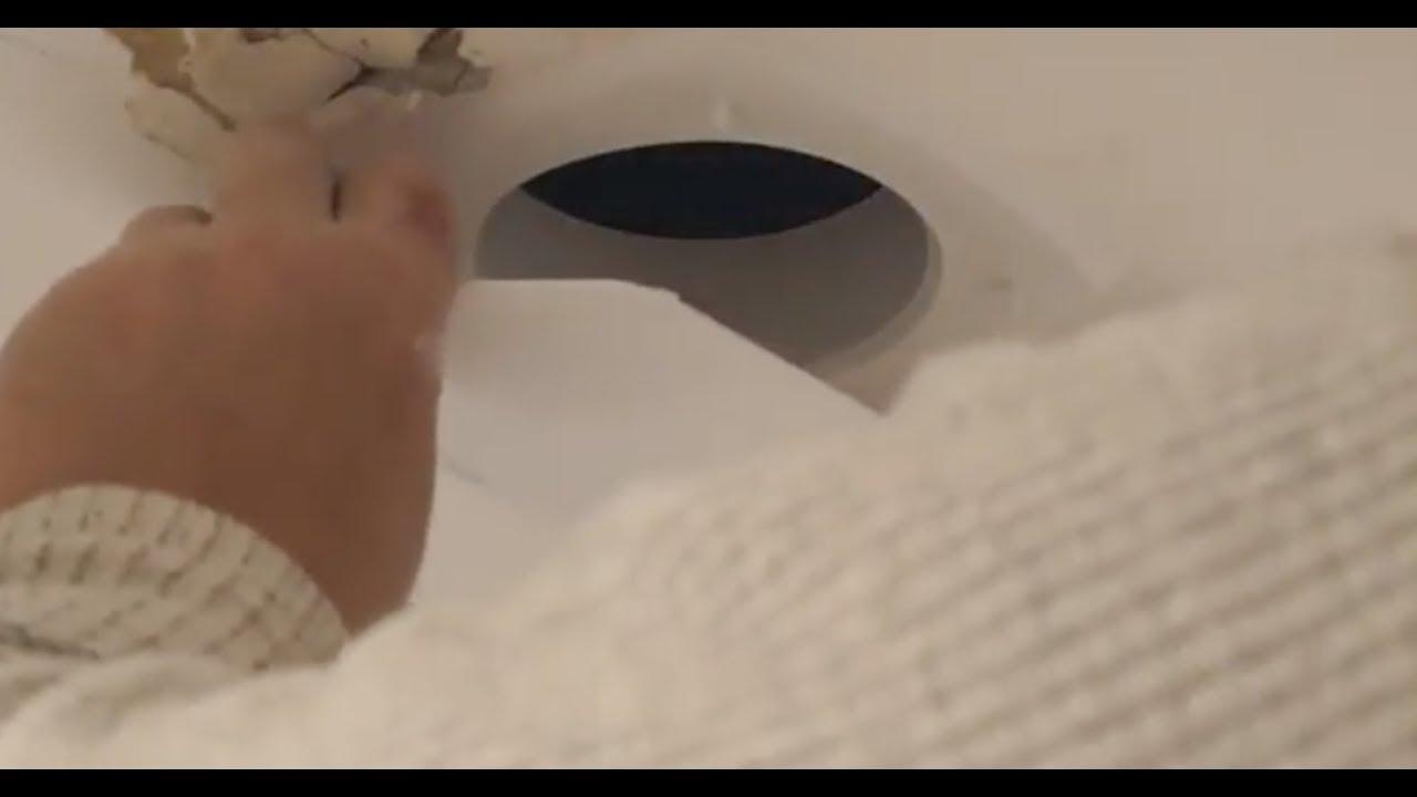Comment Poser Une Vmc Dans La Salle De Bain Youtube