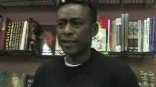 Professor Griff (Public Enemy) says No to Barack Obama, Supports Cynthia Mckinney Part 1 of 2
