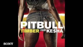 Pitbull feat. Ke$ha - Timber (Instrumental)
