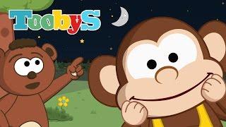 Canción para dormir   Buenas noches   Toobys Videos y Canciones infantiles