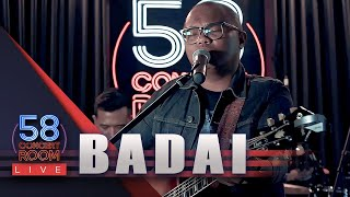 BADAI - Live at 58 Concert Room