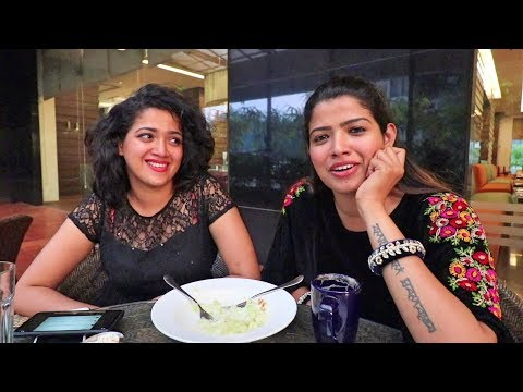 AG VLOGS EP 13 | QnA SESSION WITH AMRITHA SURESH AND