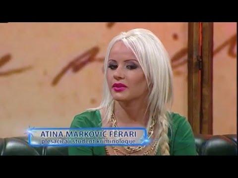 Plesna diva atina ferari u emisiji opasnice happy tv - Diva tv srbija ...