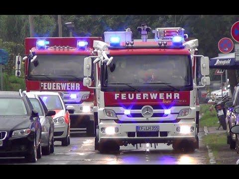 [Z-CAB] LF 10 + neuer GW-Logistik 2 FF...