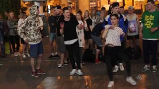 Уличные танцы Крещатика 2018 8-ая часть