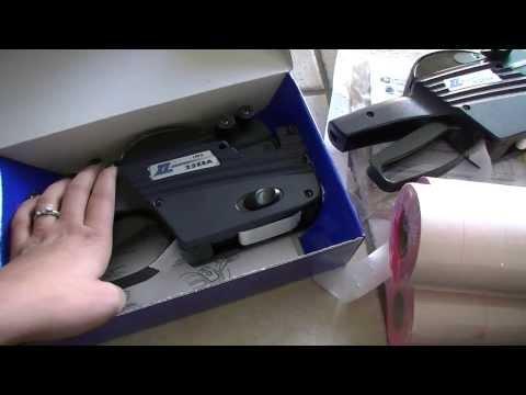 kenco label & tag: online store & xl pro 2355a label gun review