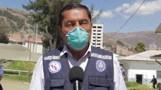Entrega de 15 ventiladores mecánicos para el Hospital de Huaraz
