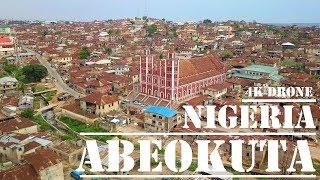 NIGERIA - fly ABEOKUTA - Olumo Rock | Ogun State  [4k ULTRA HD…
